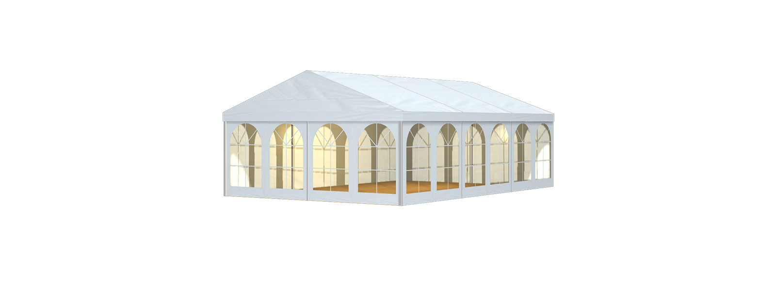 Rendering H-Tent_ Holiday
