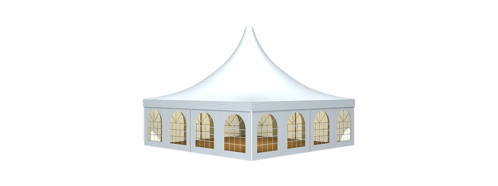 Produkt Event Pagode Highlight C-Tents