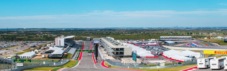 United States Grand Prix auf dem Circuit of The Americas 2012, Austin/Texas